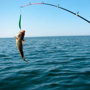 рыбалка море дальний заброс